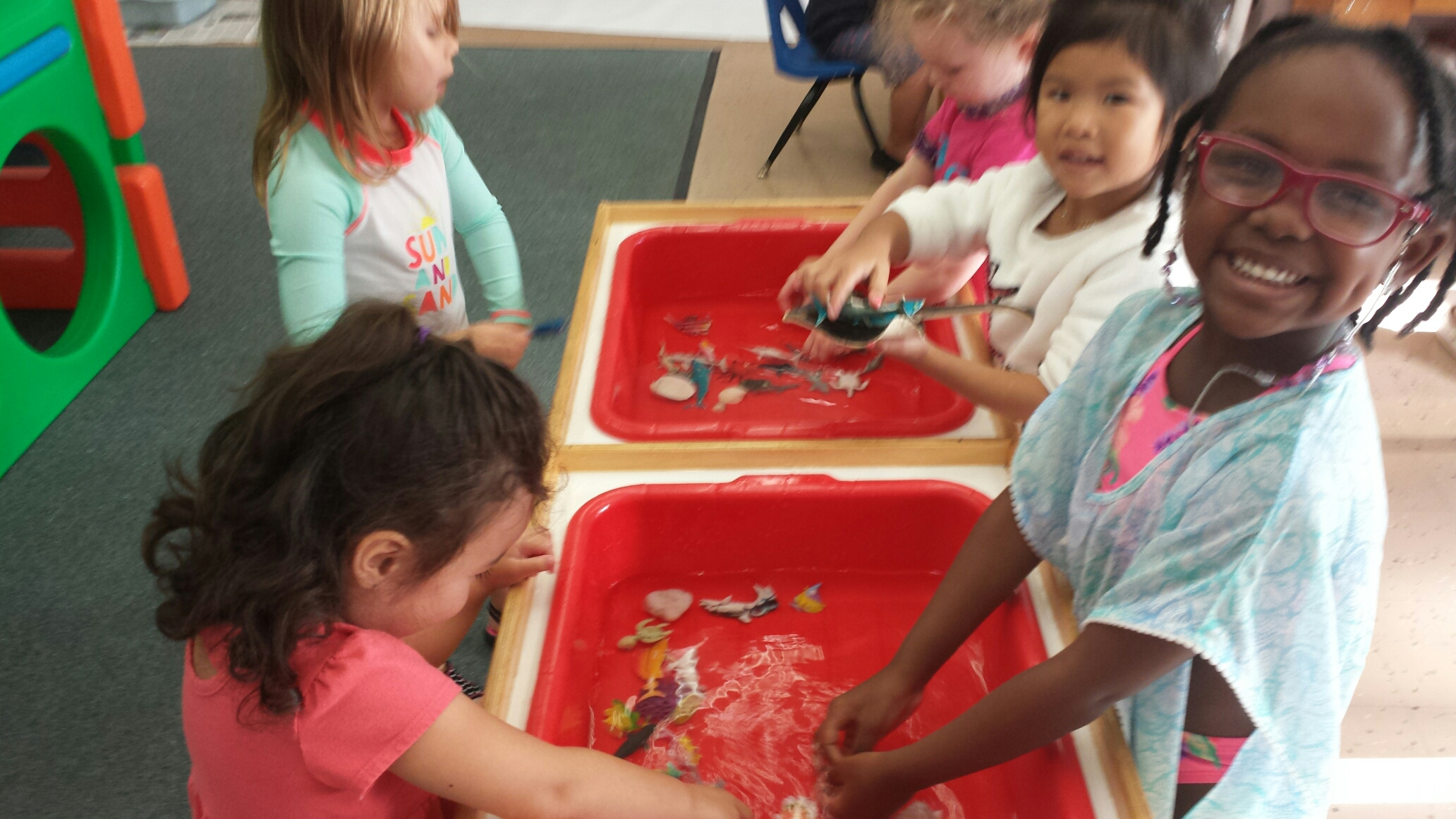 Preschool at play 1