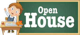 Open House – March 1, 2020