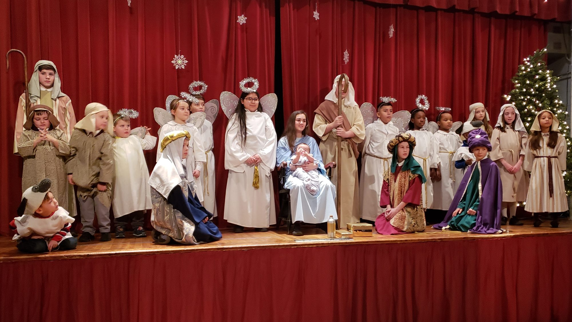 SPCC Christmas Pageant